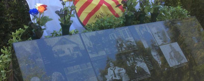 """Monument """"Bankiers van het verzet"""" onthuld"""